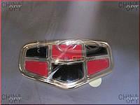Эмблема крышки багажника Emgrand EC8 [2.4,GP,AT] 1018012504 Китай [оригинал]