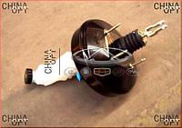 Цилиндр тормозной главный + вакуумный усилитель (EC7RV) Emgrand EC7 [1.8] 1064001073 Китай [Aftermarket]