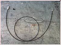 Трос открытия лючка бензобака, седан, Geely Emgrand EC7 [1.8], Аftermarket