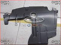 Защита двигателя пластиковая центральная (брызговик бампера) Emgrand EX7 [1.8,X7] 1018010351 Китай [лицензия]