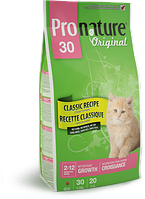 Pronature Original (Пронатюр) KITTEN 2.72кг - корм суперпремиум для котят