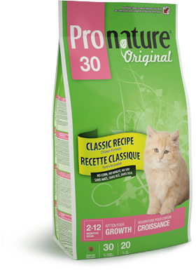 Pronature Original (Пронатюр) KITTEN 0.35кг - корм суперпремиум для котят
