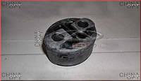 Резинка глушителя (два отверстия) Chery Tiggo [1.8, -2012г.] T11-1203261 Китай [Aftermarket]
