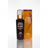 Сыворотка для волос из облепихового масла Care and Beauty Line Восстановление, питание, против сечения волос 1