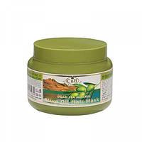 Маска с оливковым маслом Care and Beauty Line Востанавливающий уход  для волос и кожи головы 250 мл
