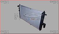 Радиатор охлаждения, 372, Chery QQ [S11, 0.8], ОРИГИНАЛ