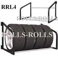 Тележка для перевозки автомобильных шин RRL4