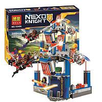 "Конструктор Bela 10486 Nexo Knights (аналог Лего 70324) ""Библиотека Мерлока 2.0"", 300 дет"