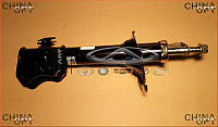 Амортизатор передний, левый / правый (шток D=15mm, газомасляный) Geely MK2 [1.5, 2010г.-] 1014022250 Китай [аftermarket]