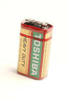 Батарейка TOSHIBA 6F22KG 9V, крона