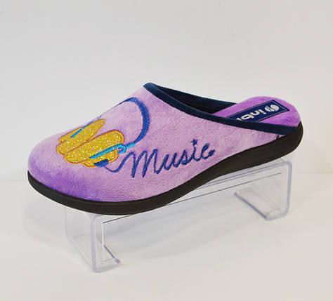 Женские фиолетовые тапочки Inblu, фото 2