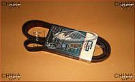 Ремень генератора, кондиционера и гидроусилителя (ACTECO обьем от 1.6 до 2.0) Chery M11 A11-3701315DA Grand-Prix [Финляндия]