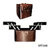 Профессиональная сумка для мастеров маникюра и визажа BPT-04D_LeD, фото 2