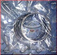 Кольца поршневые (4G15* , комплект на 4 цилиндра) BYD F3 [ -2012г.,1.5] 17.01.0400F30 Китай [аftermarket]