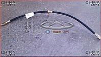 Шланг тормозной передний левый, BYD F3R [1.5,HB], Аftermarket
