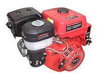 Двигатель бензиновый с электростартером BULAT(Булат) BT190FE-L (под шпонку, 16л.с. c редуктором 1/2) к мотоблоку
