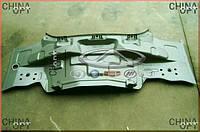 Панель задняя, хетчбек, металл, Geely Emgrand EC7RV [1.8,HB], Аftermarket