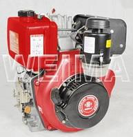 Двигатель дизельный без электростартера WEIMA(Вейма) WM178F (под шлицы, 6л.с.,дизель) к мотоблоку