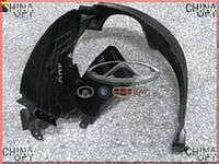 Подкрылок передний левый (F0, пластик, локер) BYD F0 [1.0] 10236751-00 Китай [аftermarket]