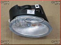 Противотуманка передняя правая, BYD F0 [1.0], 10143983-00, Aftermarket