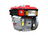 Двигатель дизельный с электростартером BULAT(Булат)  R180NE (8 л.с., с водяным охлаждением) к мотоблоку