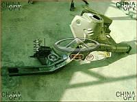 Лонжерон + стакан передний левый (EC7RV) Emgrand EC7RV [1.8,HB] 106200221002 Китай [аftermarket]