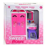 "Набор мебели для куклы Барби ""Гардероб"" арт. 2529"
