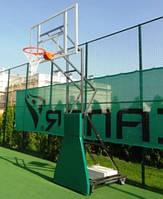 Баскетбольная стойка уличная разборная