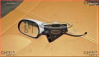 Зеркало двери, левое (без подогрева) Chery M11 M11-8202010-DQ Китай [аftermarket]