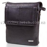 Мужская сумка через плечо Karya 3654 черная