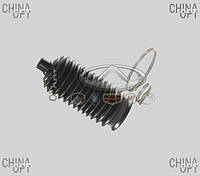 Пыльник рулевой тяги, пластик, Geely EC7RV[1.8,HB], 1064001705, PASCAL