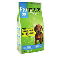 Pronature Original (Пронатюр) SMALL and MEDIUM Puppy - корм для щенков мелких и средних пород (курица), 2.72кг