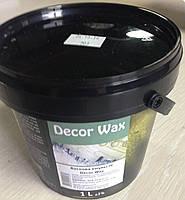 Защитный воск для венецианской штукатурки Эльф-decor Decor-Wax MURANO 450гр