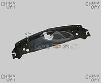 Накладка передней панели, верхняя, пластик (панель замка капота) Geely MK1 [1.6, -2010г.] 1018003564 Китай [аftermarket]