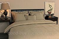 Комплект постельного белья Valeron Crocodile бежевый