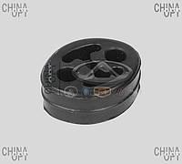 Резинка глушителя, два отверстия, Chery QQ [S11, 1.1], 4Max