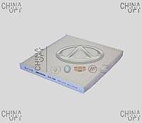 Фильтр салона, кондиционера (войлок) Chery Tiggo [2.4, -2010г.,MT] 1061001246 Japan Cars [Польша]