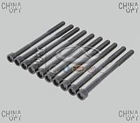 Болт головки блока цилиндров (4G18, 4G15, комплект) Geely GC7(FC2) 1136000034 Payen [Германия]