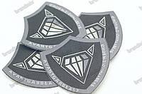 Шеврон с логотипом, фото 1