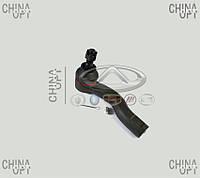 Наконечник рулевой тяги левый, Chery Tiggo [2.4, до 2010г.,AT], YAMATO