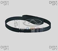 Ремень ГРМ (4G63, 122z) Chery Tiggo [2.0, -2010г.] MD329639 Mitsuboshi [Корея]