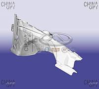 Брызговик лонжерона передний правый (стакан) Chery Amulet [-2012г.,1.5] A15-8403400-DY Китай [оригинал]