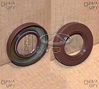 Сальник привода, полуоси, левый (4x4) Chery Tiggo [2.4, -2010г.,MT] QR523T-2310113 Китай [оригинал]