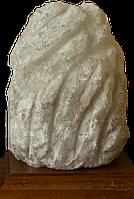 Соляная лампа Скала резная малая