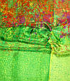 Женский легкий шарф-парео 180 на 100 dress VM378_3 разноцветный, фото 3