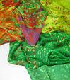 Женский легкий шарф-парео 180 на 100 dress VM378_3 разноцветный, фото 2