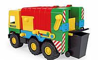 "Машинка Мусоровоз ""Middle Truck"" Wader 39224"