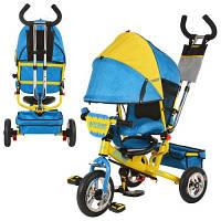 Детский трехколесный велосипед Profi TURBO M5361-01UKR PROFI