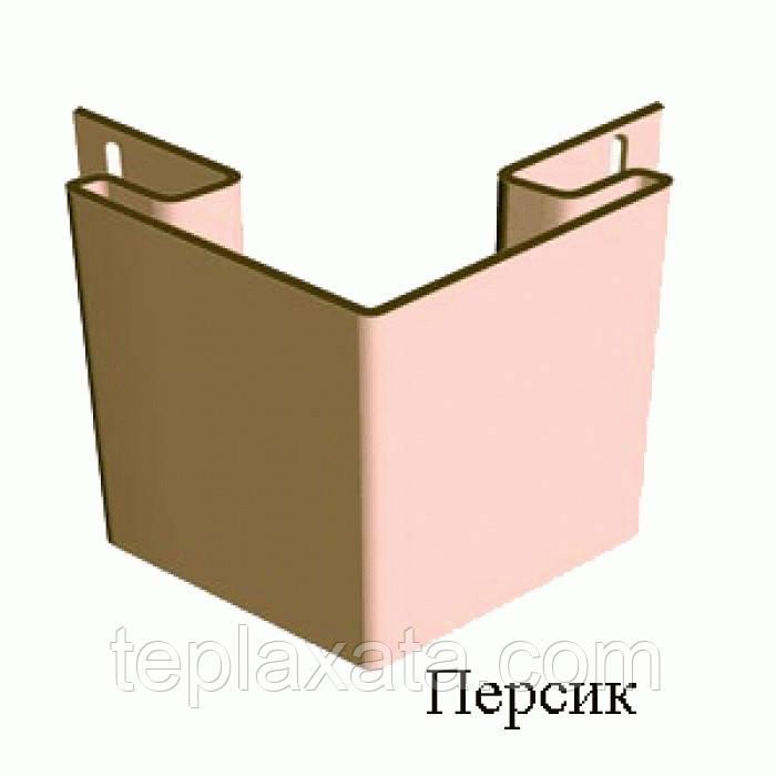 ОПТ - Сайдинг DOCKE Профиль наружный угол 3 м