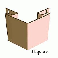 ОПТ - Сайдинг DOCKE Профиль наружный угол 3 м, фото 1